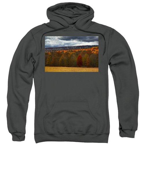 Shawangunk Mountains Hudson Valley Ny Sweatshirt