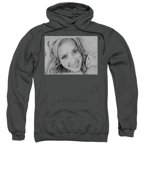 She Smiles Sweatshirt