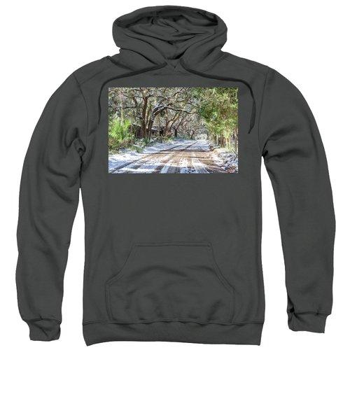 Sheep Farm - Snow Sweatshirt