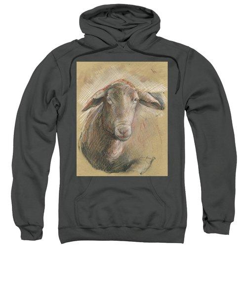 Sheep Head Sweatshirt