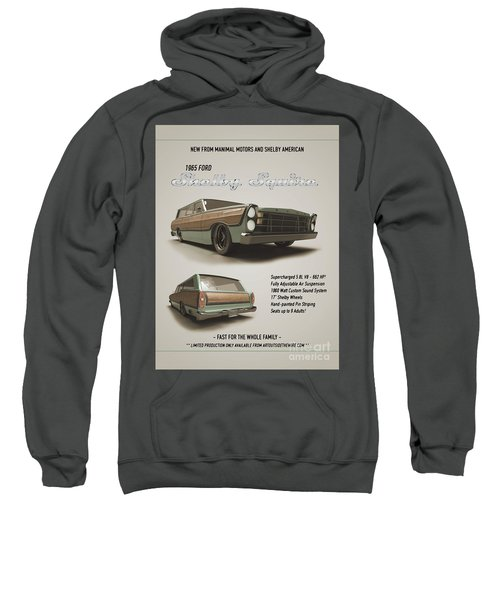 Shelby Squire Old Sweatshirt