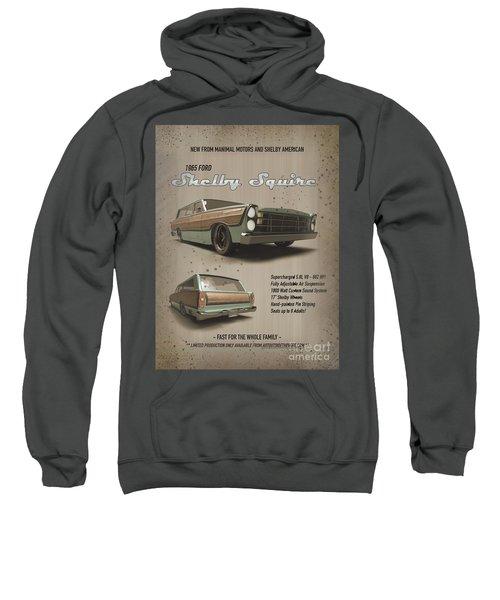 Shelby Squire Rusty Sweatshirt