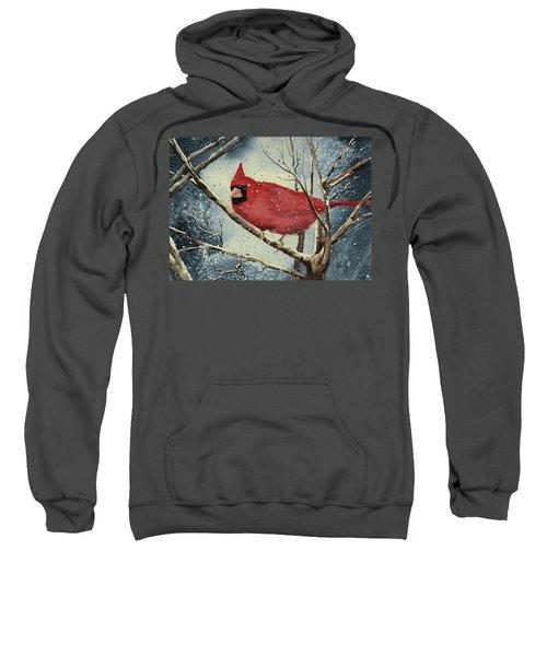 Shelly's Cardinal Sweatshirt