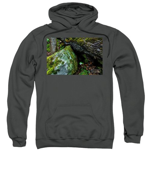 Sheltered By The Rock Sweatshirt