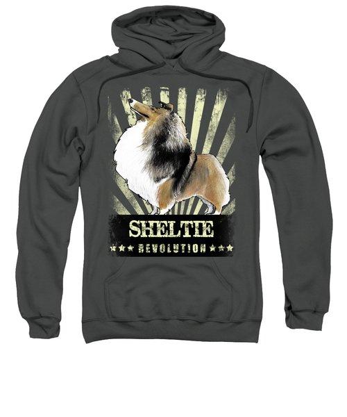 Sheltie Revolution Sweatshirt
