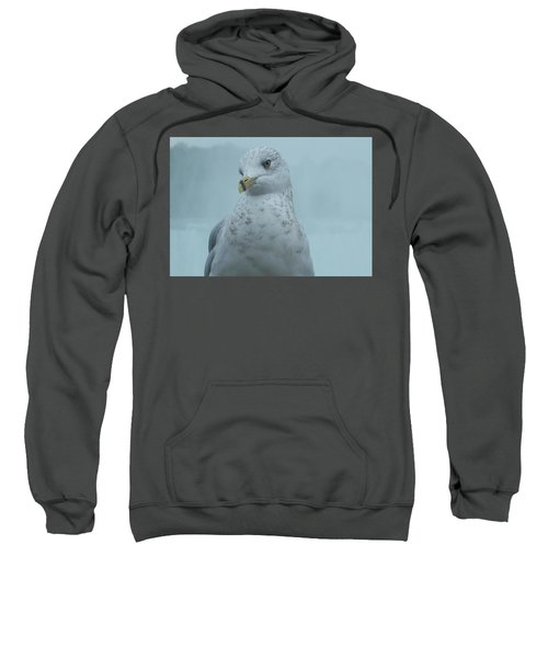 She's Over There Sweatshirt