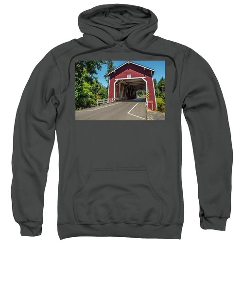 Shimanek Covered Bridge Sweatshirt
