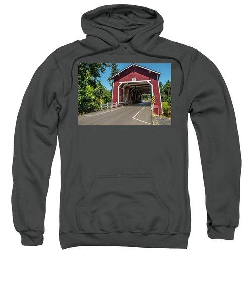 Shimanek Covered Bridge Sweatshirt