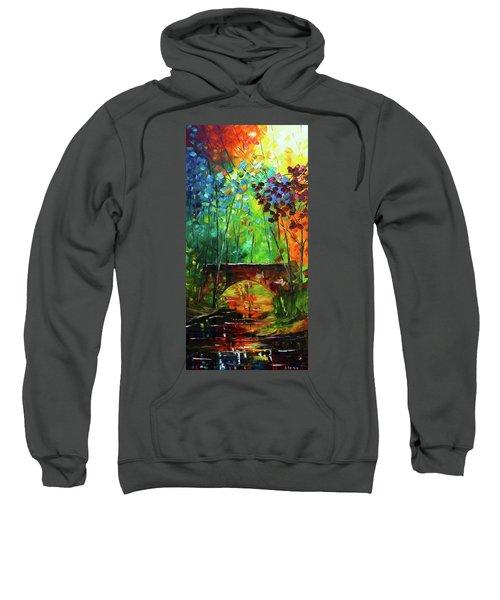 Shining Through Sweatshirt