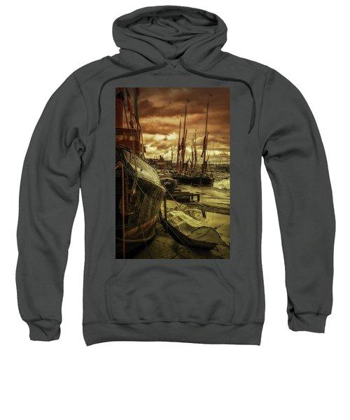 Ships From Essex Maldon Estuary Sweatshirt