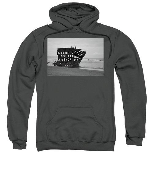 Shipwreck On The Shore Sweatshirt