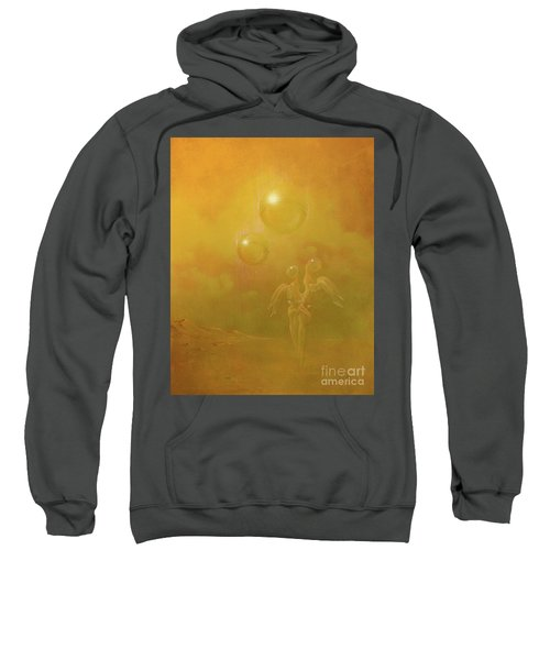 Shipwrecked Lovers Sweatshirt