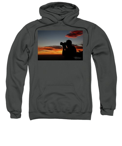 Shoot The Burning Sky Sweatshirt