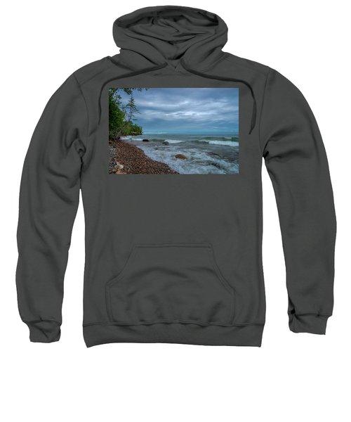 Shoreline Clouds Sweatshirt