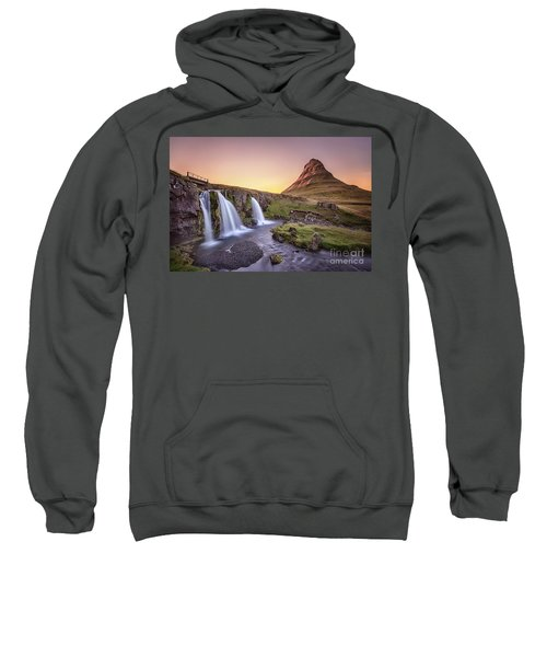 Short Summernights Of Eternal Twilight Sweatshirt