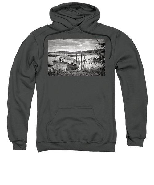 Shrimp Boat Graveyard Sweatshirt