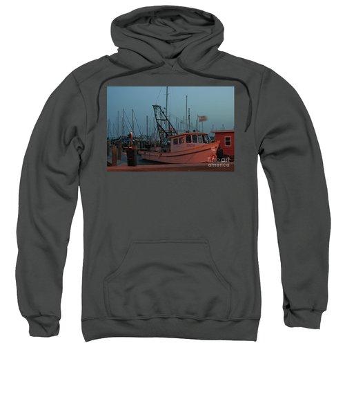 Shrimp Boat Sweatshirt