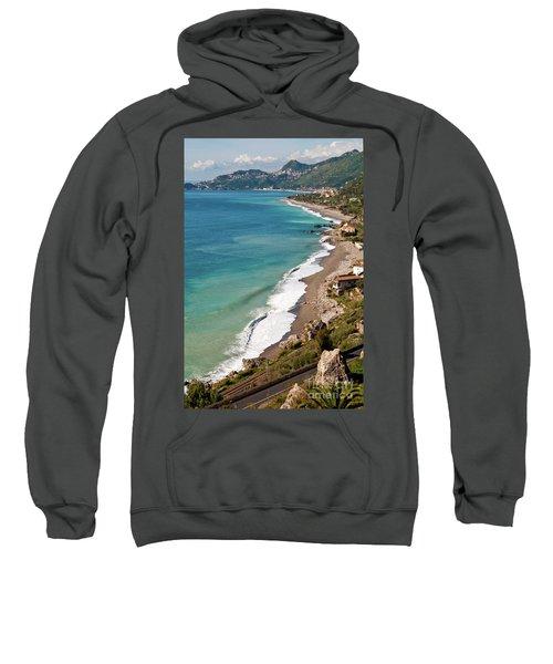 Sicilian Sea Sound Sweatshirt