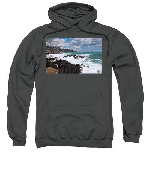 Sicilian Stormy Sound Sweatshirt
