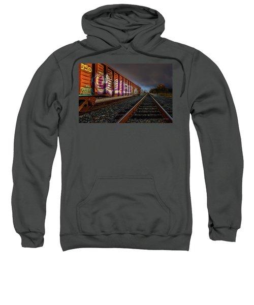 Sidetracked Sweatshirt
