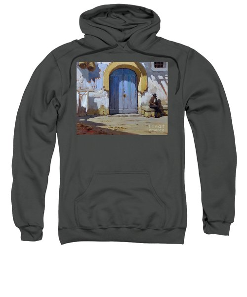 Siesta Time In Naples Sweatshirt