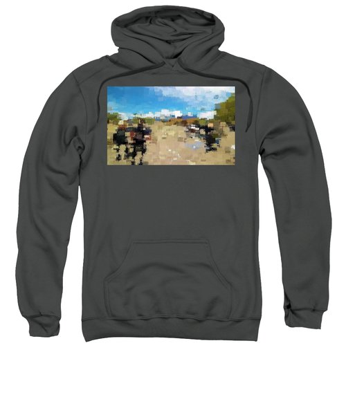 What Do You See? Sweatshirt