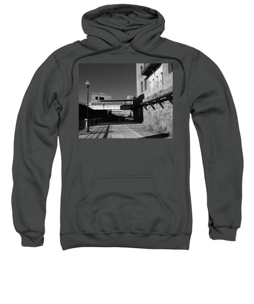 Silence On The Banks Of The Chattahoochee Sweatshirt