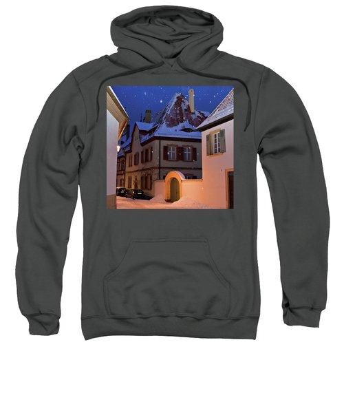 Silent Night Sweatshirt