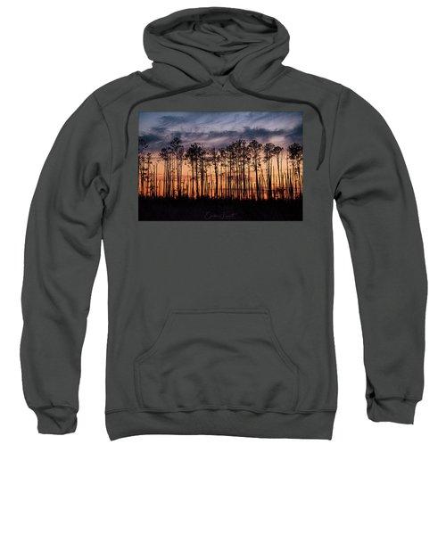Silhouetted Sunset Sweatshirt