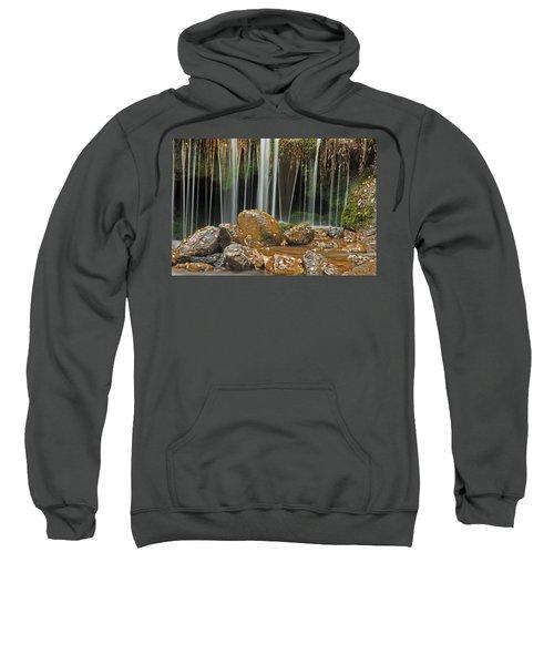 Silky Falls Sweatshirt
