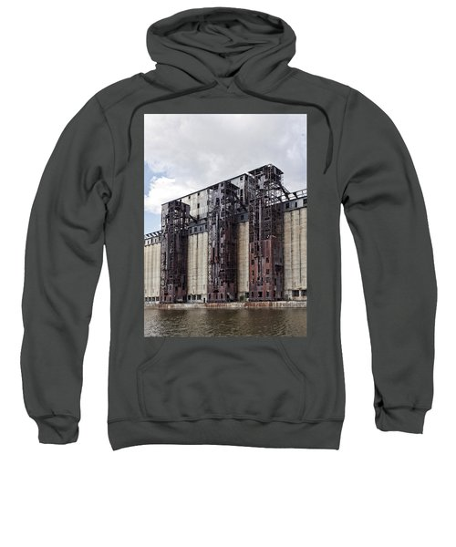 Silo City 10 Sweatshirt