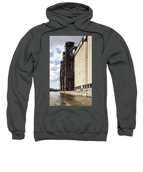 Silo City 8 Sweatshirt