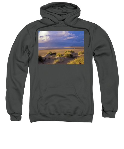 Siltcoos River Mouth Sweatshirt