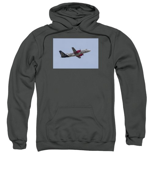 Silver Air Sweatshirt
