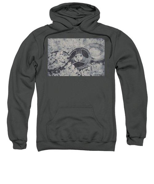 Silver Screen Film Noir Sweatshirt