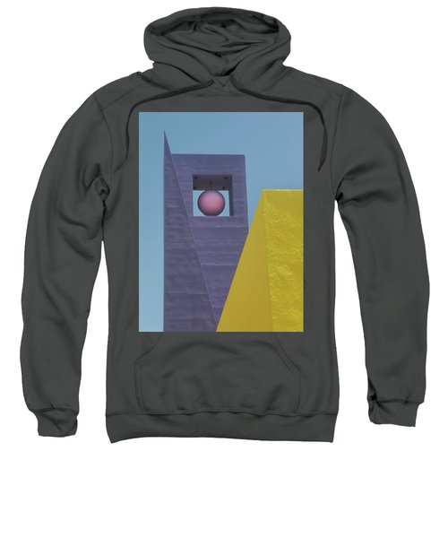 Similar Shapes Different Colors Sweatshirt