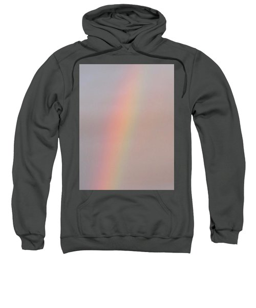 Simple Desert Rainbow Sweatshirt