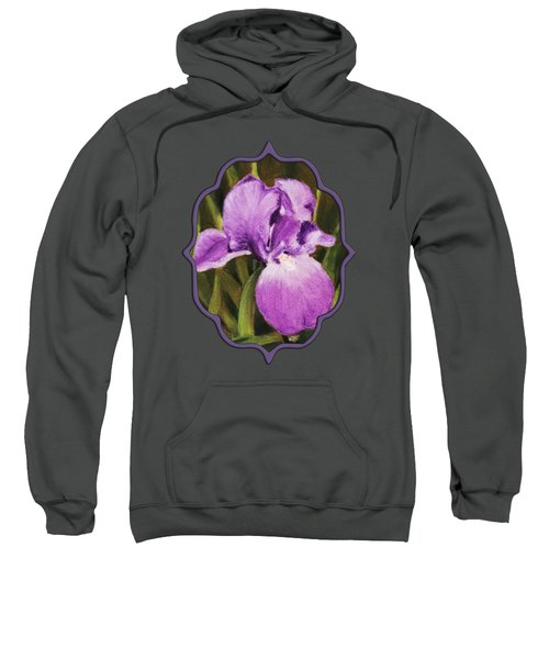Single Iris Sweatshirt