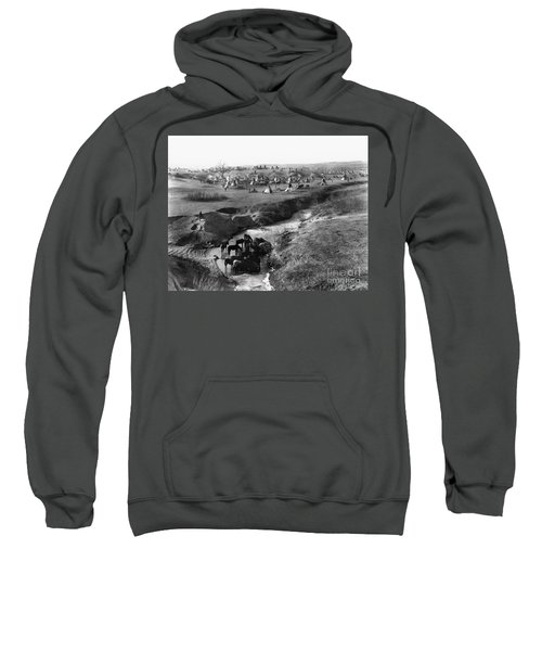 Sioux Native Americans, 1891 Sweatshirt