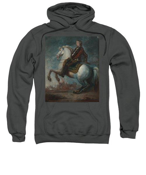 Sir Jeffrey Amherst Sweatshirt