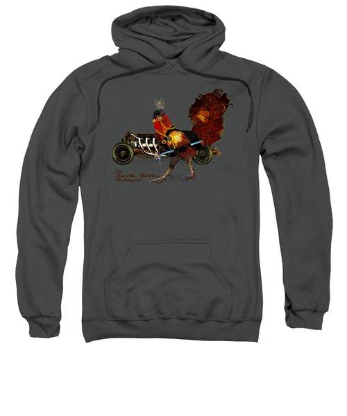 Sir Marcellus Thaddeus Cluckington Sweatshirt