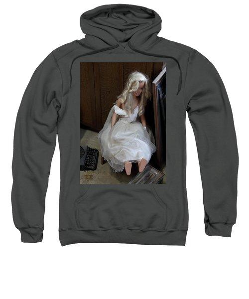 Sitting Doll Sweatshirt