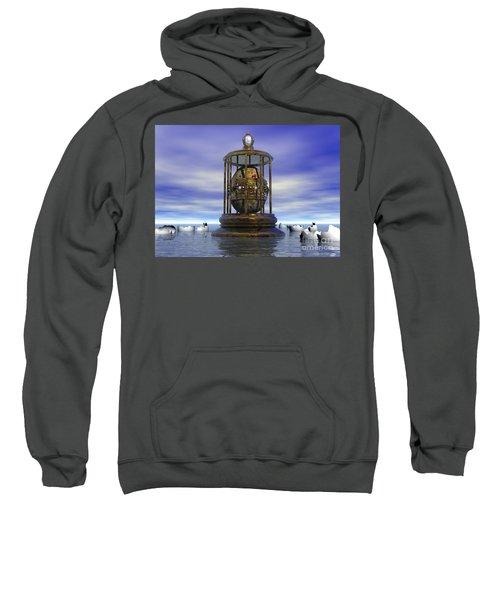 Sixth Sense - Surrealism Sweatshirt