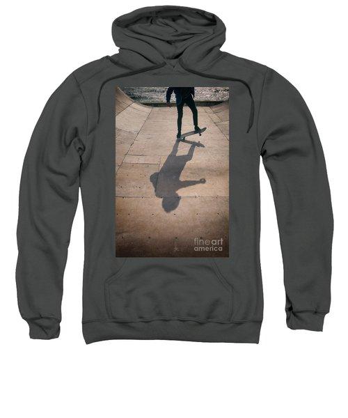 Skater Boy 002 Sweatshirt
