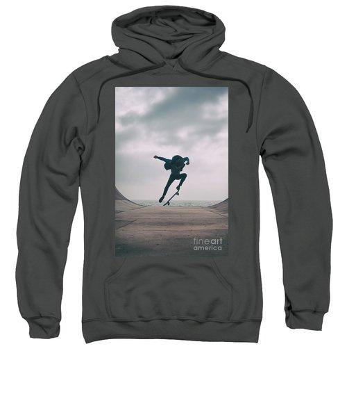 Skater Boy 004 Sweatshirt
