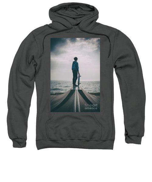 Skater Boy 005 Sweatshirt
