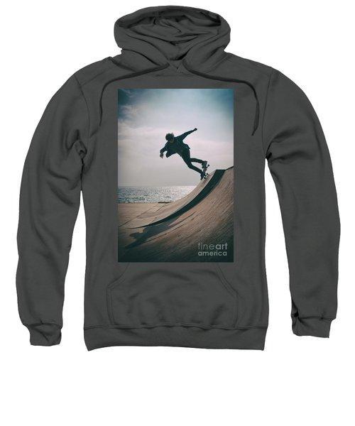 Skater Boy 007 Sweatshirt