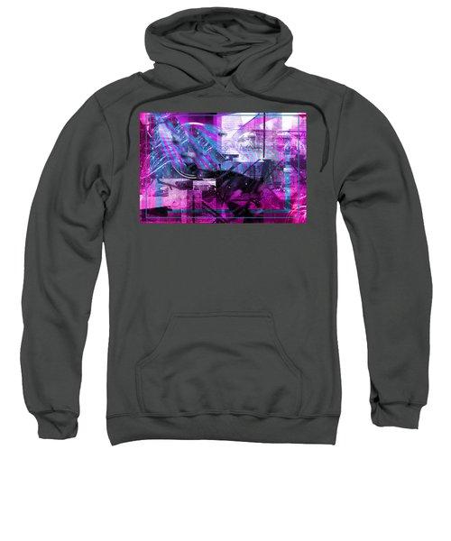 Sketching Flying Stars.. Sweatshirt