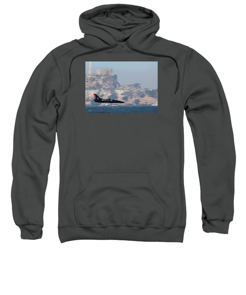Skimming The Bay Sweatshirt