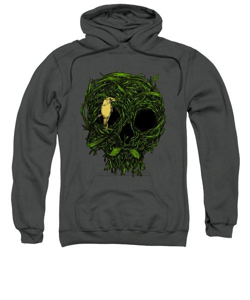 Skull Nest Sweatshirt by Carbine